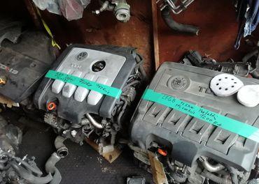 motor 2,0 tdi 125 kw CFGB volkswagen group