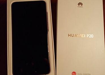 Huawei P20 64GB Twilight Fialový