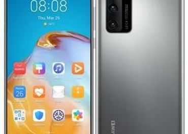 Huawei p40 silver 128gb