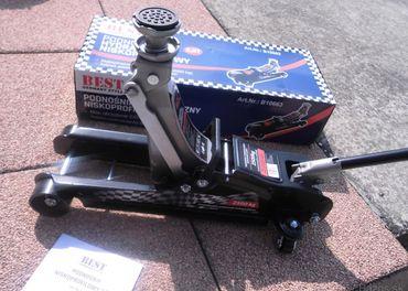 Zdvihák-hever hydraulický  Nosnosť: 2500 kg