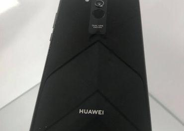 Huawei MATE 20 LITE BLACK