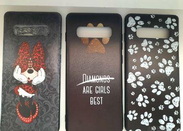 Predám nové kryty na Samsung galaxyS10+,Huawei P Smart 2018