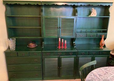 Jedálenský nábytok - súprava