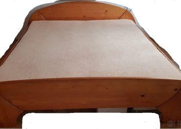postel  manzelska - masiv
