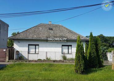Predaj, rodinný dom Nýrovce - ZNÍŽENÁ CENA - EXKLUZÍVNE HALO REALITY