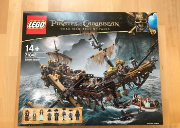 LEGO Pirates of the Caribbean Silent Mary (71042) - Nové