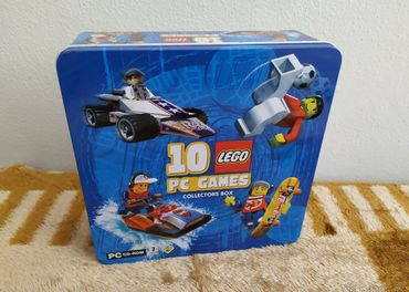 10 LEGO PC Games (Collectors Tin) / 2007