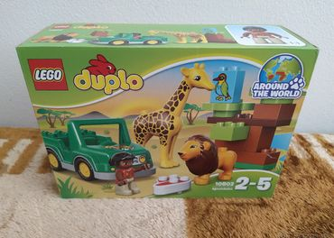 LEGO SET 10802 - Duplo: Savanna / 2016