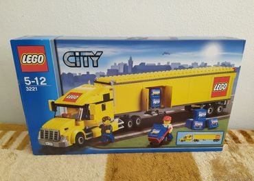 LEGO SET 3221 - City: City Truck / 2010