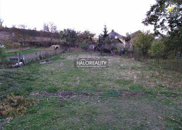 Predaj, pozemok-záhrada 801 m2 Jánovce, Machalovce