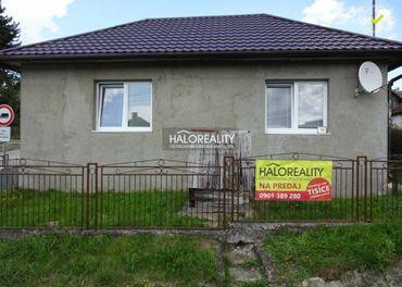 Predaj, rodinný dom Kaľava, IBA U NÁS