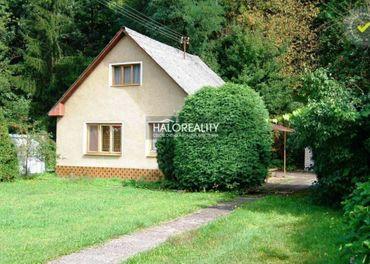 Predaj, rodinný dom Rudno nad Hronom - EXKLUZÍVNE HALO REALITY