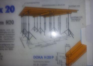 PRENAJOM DEBNENIA pre STROPY a STENY Dokaflex/Framax