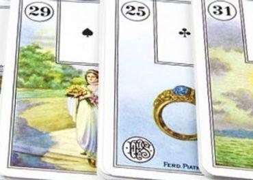 Pomoc pri prekliatí - Výklad z kariet – Numerológia