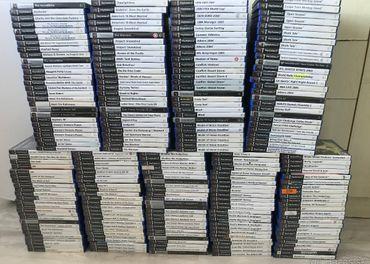 PS2 hry 2/2 za 2-5€ detské, športové (Disney, Fifa, WRC, F1)