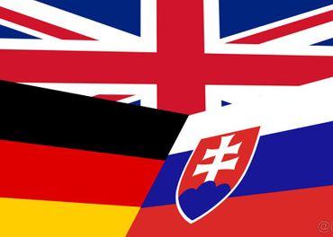 Profesionálne preklady z/do anglického a nemeckého jazyka