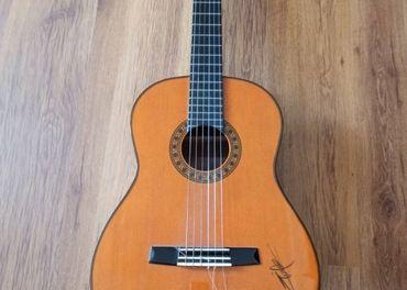 Gitara, el. gitara, ukulele