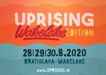 Ticket-Uprising 2020-Bratislava