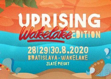 Lístky na Uprising Wakelake
