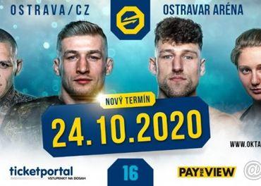 Oktagon 16 Ostrava