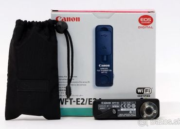 Canon WFT-E2/E2A Wireless file transmitter