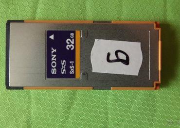 Sony SXS