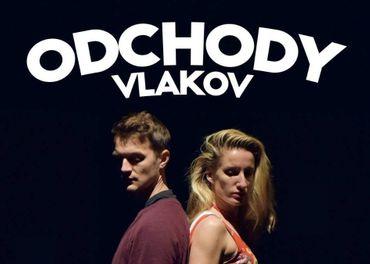 Odchody vlakov - Adela a Viktor 18.9.2020 Košice o 19:00