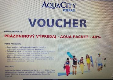 AquaCity aquapark Poprad