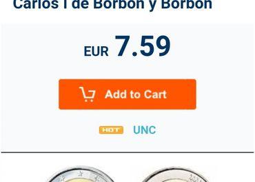 Predám 2 euro