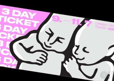 Pohoda 2020/21 3-day ticket