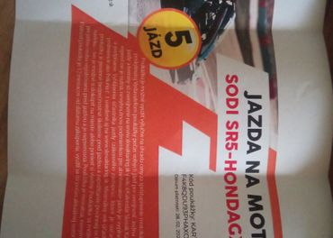 Jazda na motokare Slovakiaring