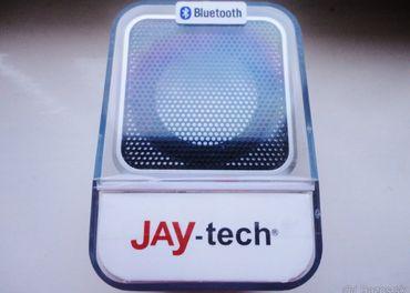 Bluetooth reproduktor JAY-tech® mini Bass Cube