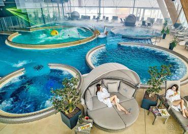 TERMÁL POPRAD  Celodenný Aquapark AquaCity