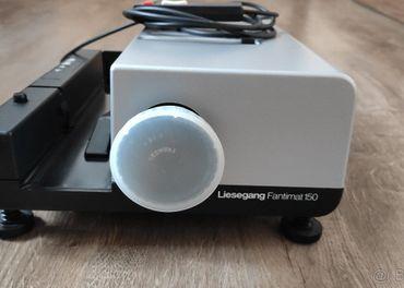 Diaprojektor Liesegang Fantimat 150