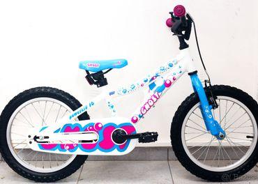 Predám detský bicykel GHOST PK 16