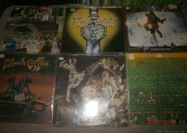 LP PLATNE ROCK HARD ROCK METAL PUNK 1
