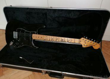 Fender Stratocaster USA ,rok výroby 1979