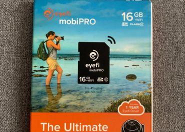 wifi SD karta Eye-fi mobiPRO 16gb