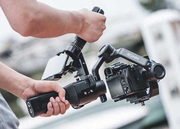 Ponúkam služby ako: kameraman, fotograf (Nitriansky kraj)
