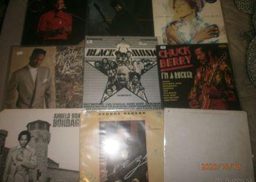 BLACK MUSIC-CIERNA HUDBA LP VINYL