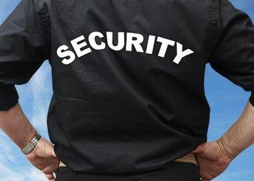 Práca pre SBS / Bezpečnostný pracovník