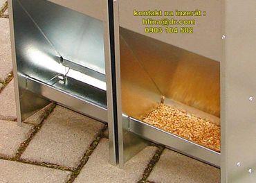 Krmitko, pre hydinu, 14_litrove lacno 12 € (pozri video)