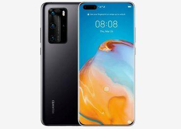 Huawei P40 Pro čierny