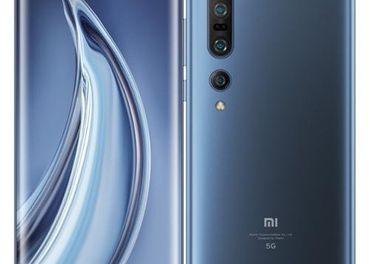Xiaomi Mi 10 Pro 5G sivý