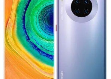 Huawei Mate 30 Pro dual SIM strieborný