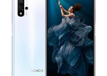 Honor 20 Pro 256 GB  biely