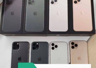 Originálny Apple iPhone 11 Pro Max, XS, XR 8 Plus X 8 XS Max 64/128/256 GB / 512 GB odomknutý