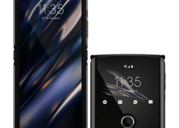 Motorola Razr eSIM zlatý