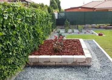 Realizácia a údržba záhrad NR, NZ, TT, BA