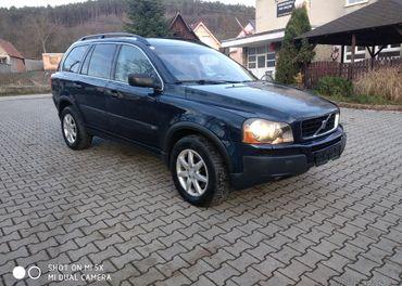 Náhradné diely Volvo XC90 2,4 diesel 7miestne